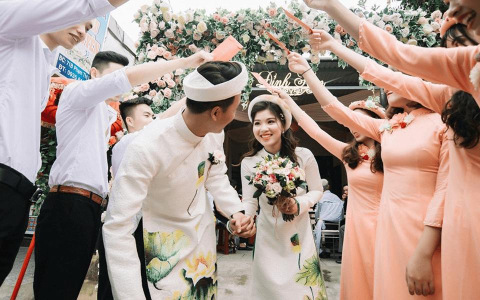 Nhà gái cần chuẩn bị gì cho đám cưới? marry