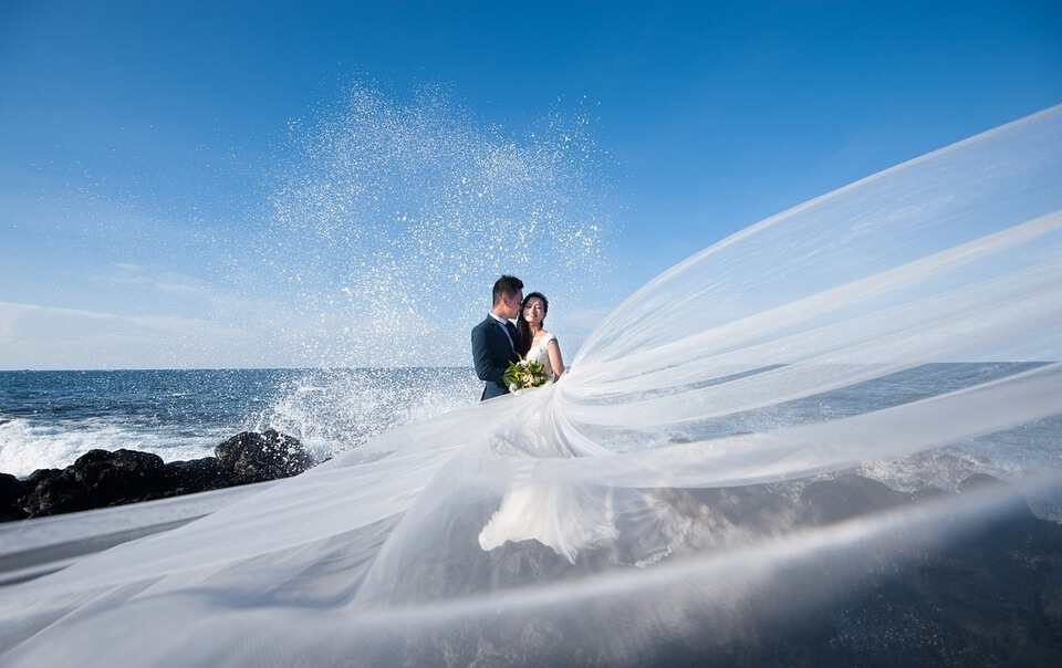 Phú Quý điểm chụp ảnh cưới dành cho cặp đôi phượt thủ