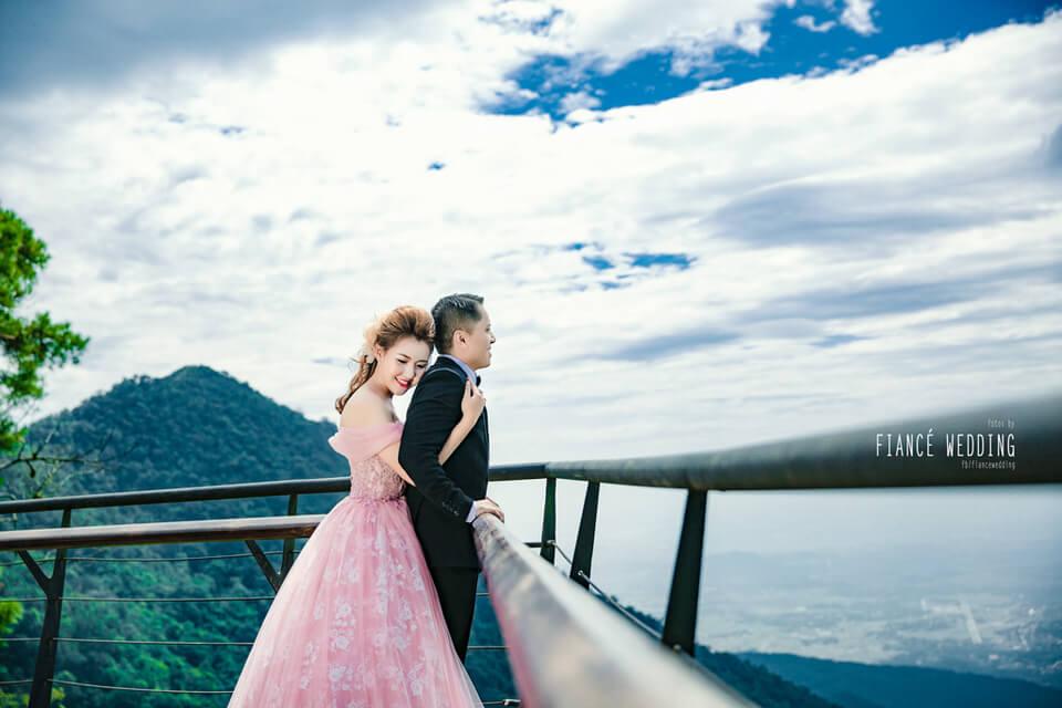 Tam Đảo nơi chụp hình cưới tuyệt đẹp